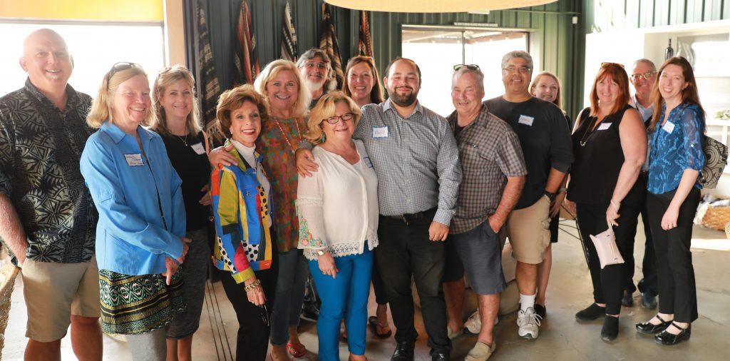 group shot of teachers